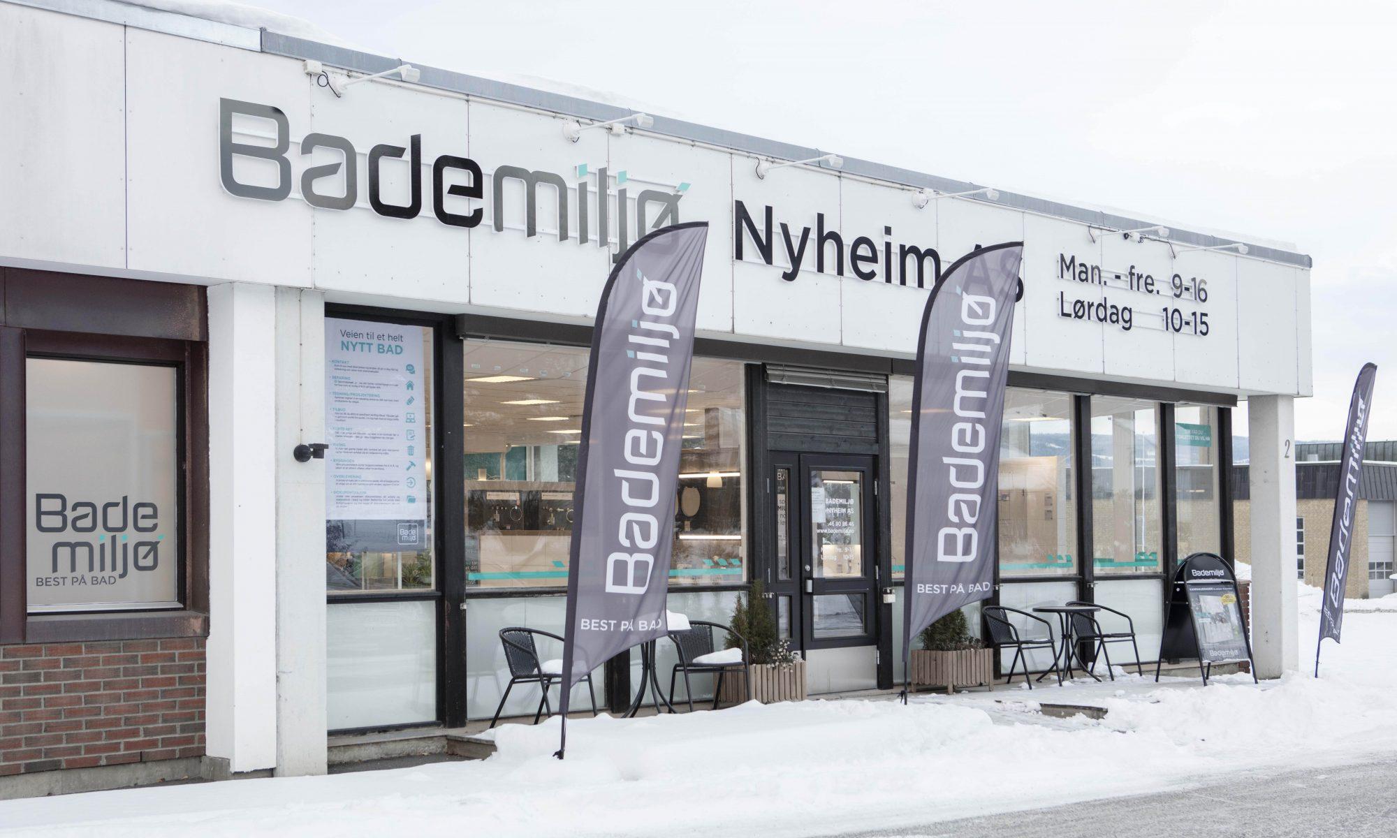 Bademiljø Nyheim AS